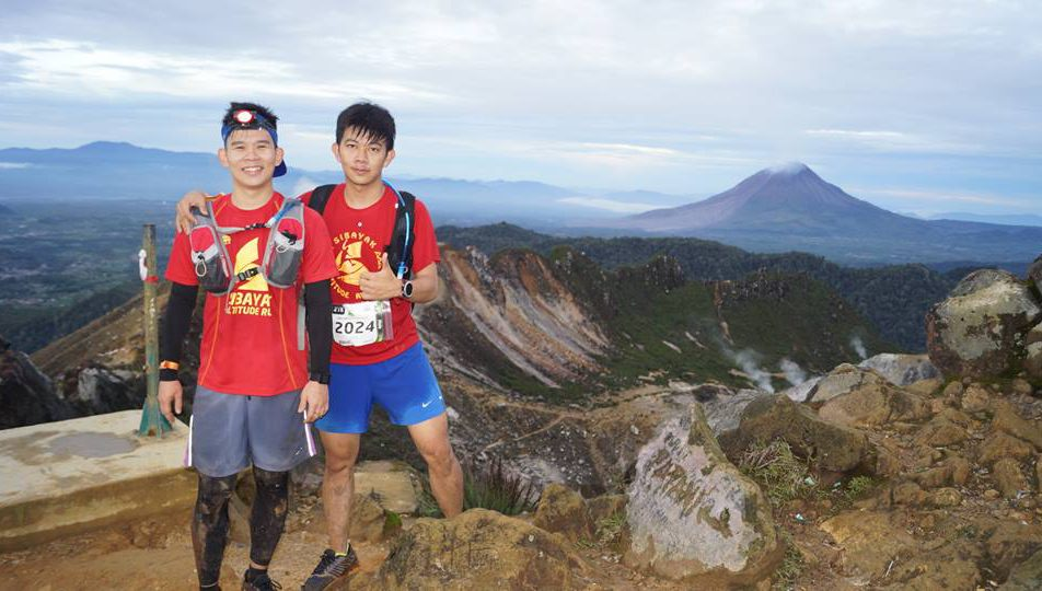 Sibayak Altitude Run 2018